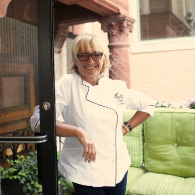 Chef Luisa Silvia, Merlo on Maple